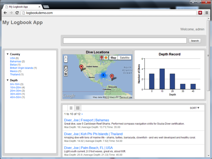 Using Google Earth Network Links with MarkLogic 6
